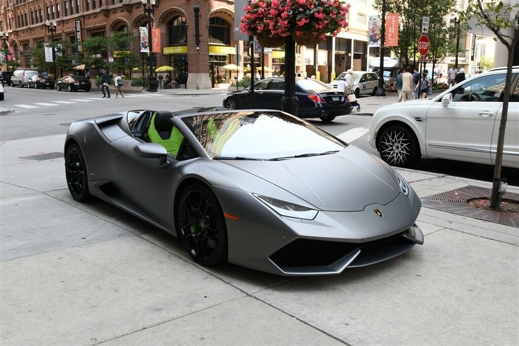 Lamborghini Huracan 2017 $249995.00 incacar.com