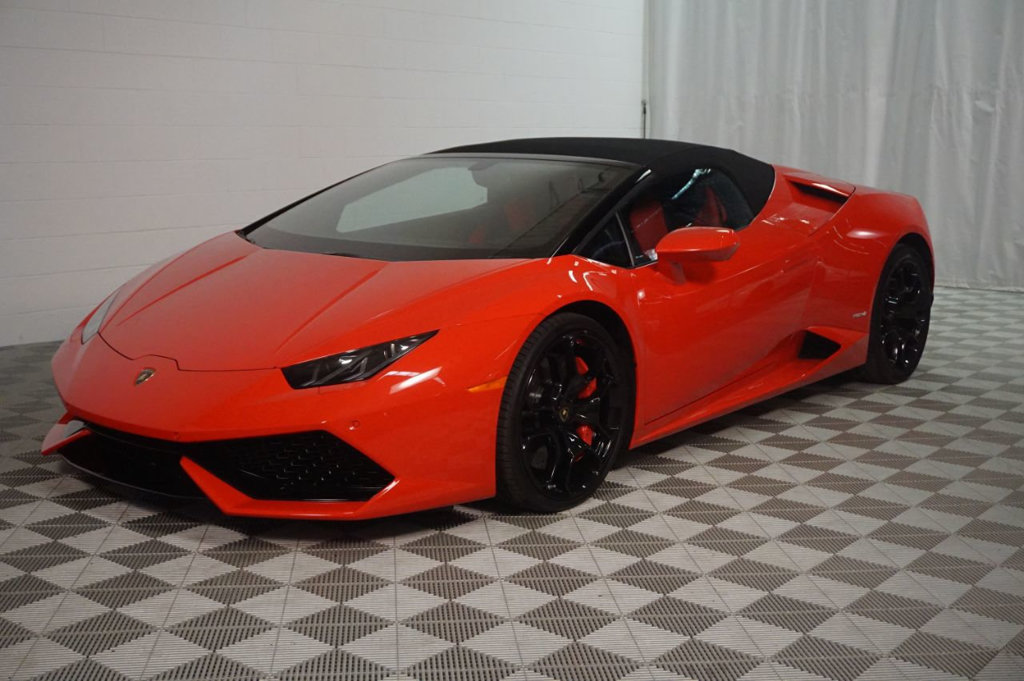 Lamborghini Huracan 2017 $270000.00 incacar.com