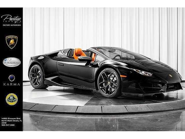 Lamborghini Huracan 2017 $239950.00 incacar.com