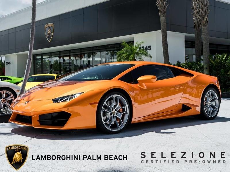 Lamborghini Huracan 2017 $197951.00 incacar.com
