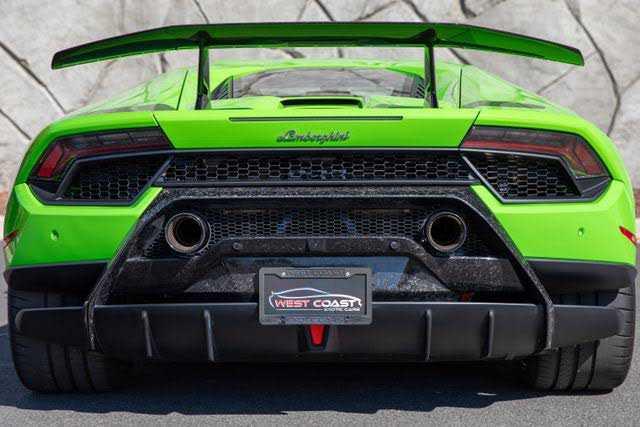 Lamborghini Huracan 2018 $289990.00 incacar.com