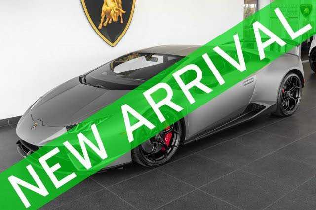 Lamborghini Huracan 2018 $336385.00 incacar.com