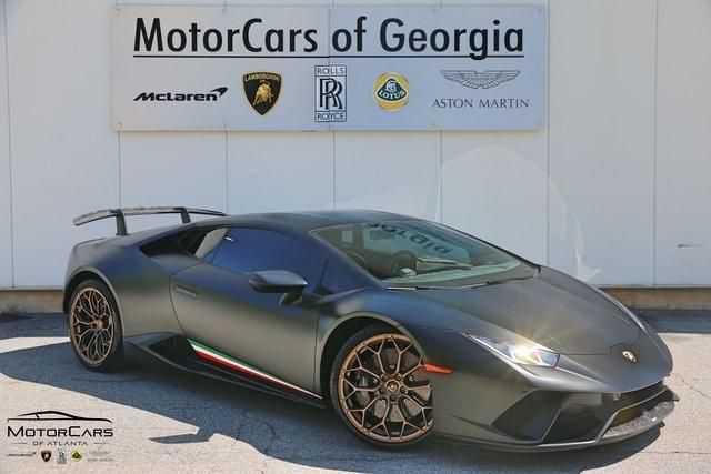 Lamborghini Huracan 2018 $285500.00 incacar.com