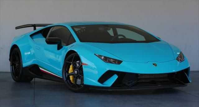 Lamborghini Huracan 2018 $289900.00 incacar.com