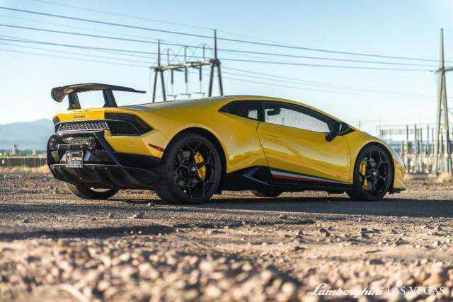Lamborghini Huracan 2018 $288980.00 incacar.com