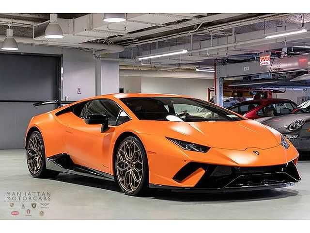 Lamborghini Huracan 2018 $309995.00 incacar.com