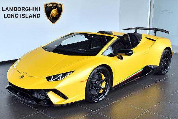 Lamborghini Huracan 2018 $329900.00 incacar.com
