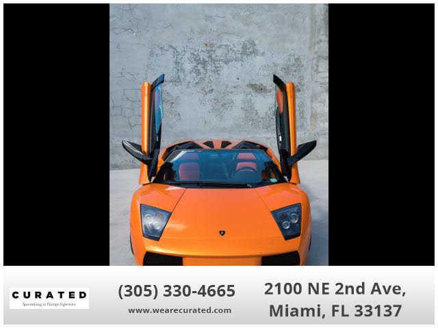 Lamborghini Murcielago 2005 $219000.00 incacar.com