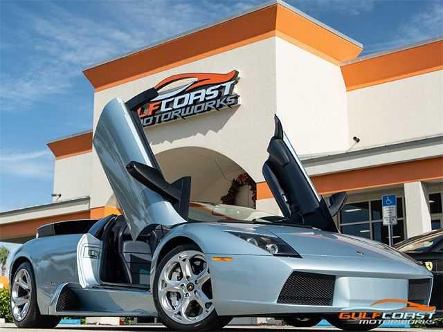 Lamborghini Murcielago 2006 $154995.00 incacar.com
