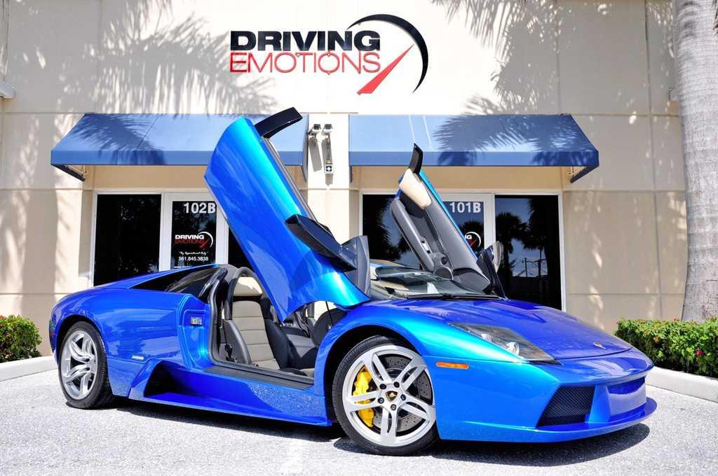 Lamborghini Murcielago 2006 $319900.00 incacar.com