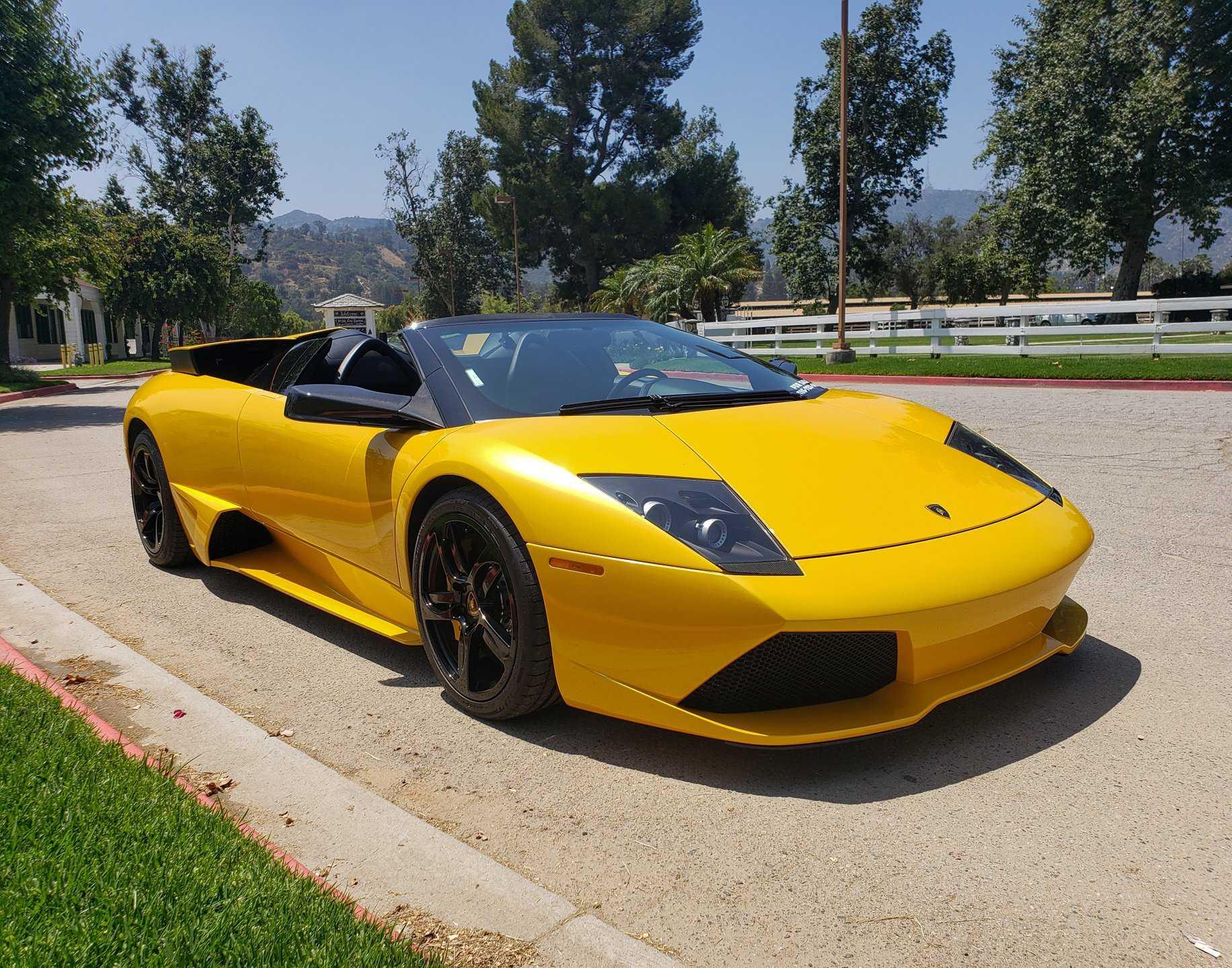 Lamborghini Murcielago 2008 $275000.00 incacar.com