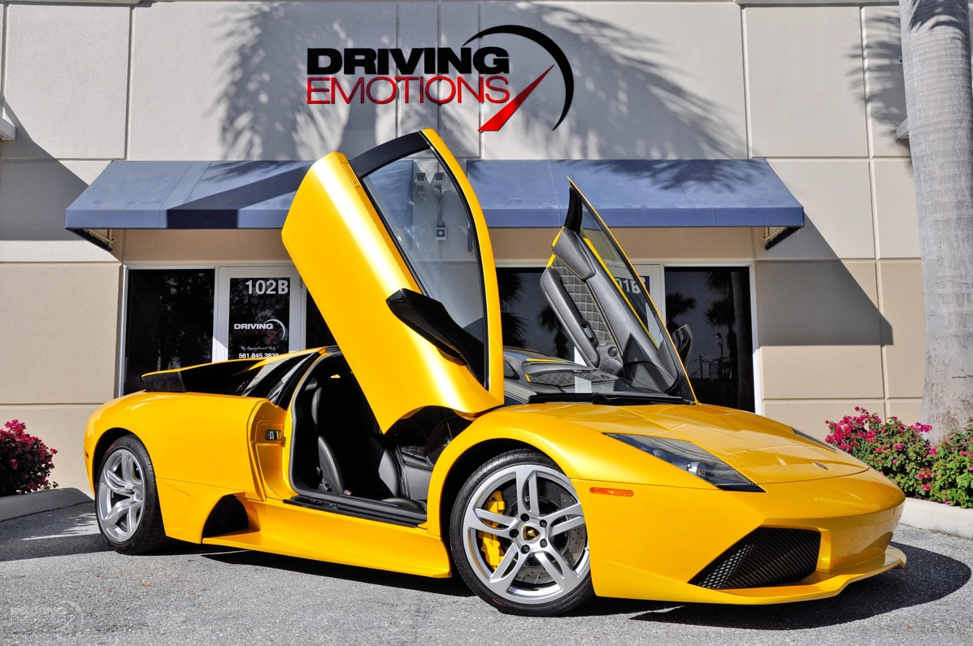 Lamborghini Murcielago 2008 $289900.00 incacar.com