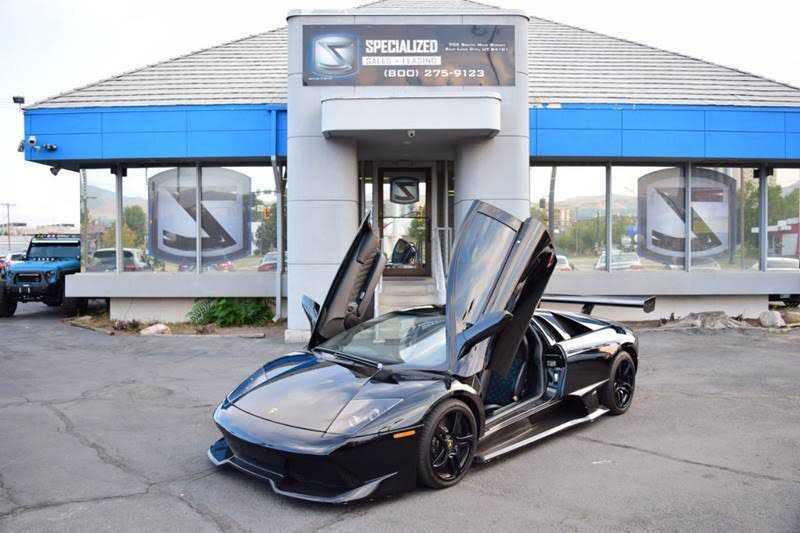 Lamborghini Murcielago 2008 $178786.00 incacar.com