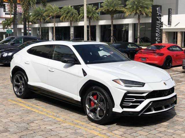 Lamborghini Urus 2019 $269800.00 incacar.com