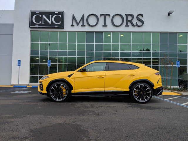 Lamborghini Urus 2019 $279999.00 incacar.com