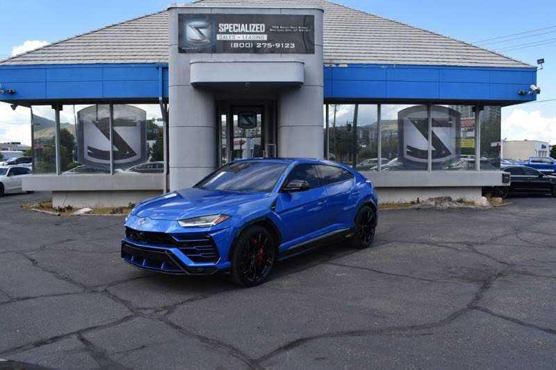 Lamborghini Urus 2019 $259786.00 incacar.com