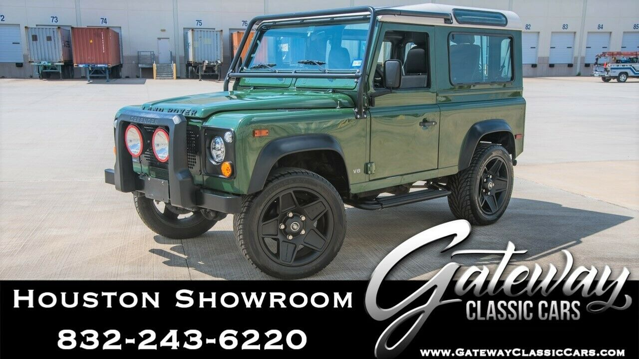 Land Rover Defender 1997 $97500.00 incacar.com