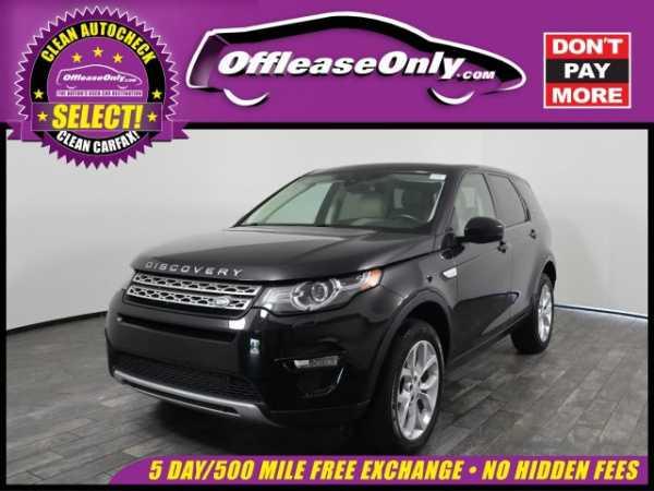 Land Rover Discovery Sport 2015 $29999.00 incacar.com