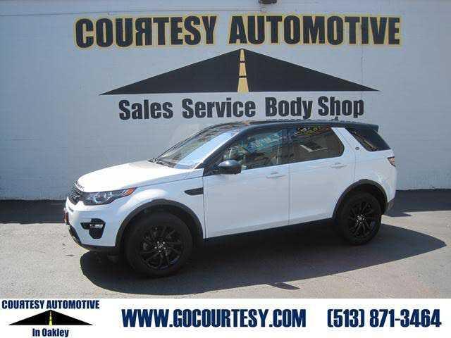 Land Rover Discovery Sport 2016 $29968.00 incacar.com