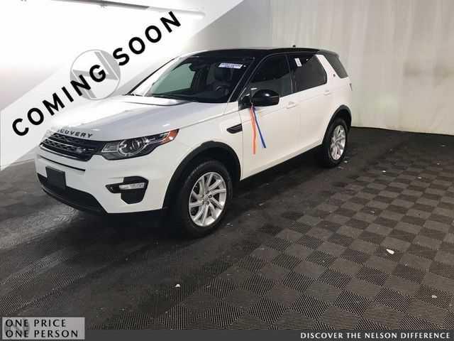 Land Rover Discovery Sport 2016 $28793.00 incacar.com