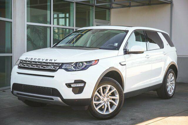 Land Rover Discovery Sport 2016 $100.00 incacar.com