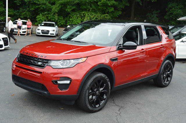 Land Rover Discovery Sport 2016 $33900.00 incacar.com