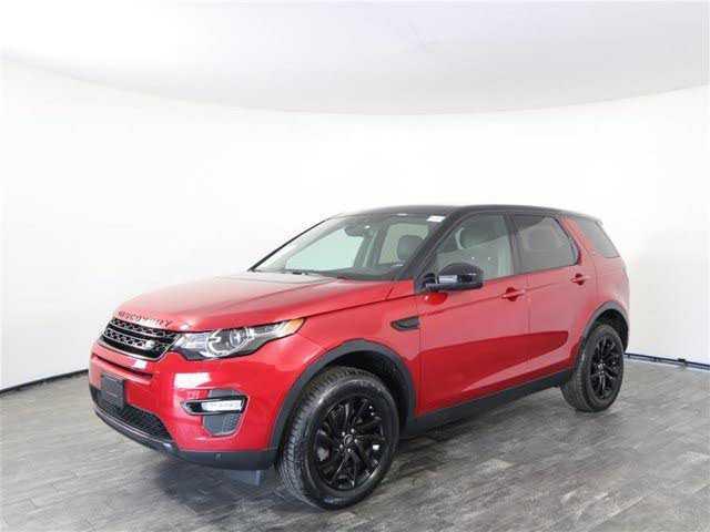 Land Rover Discovery Sport 2016 $26999.00 incacar.com