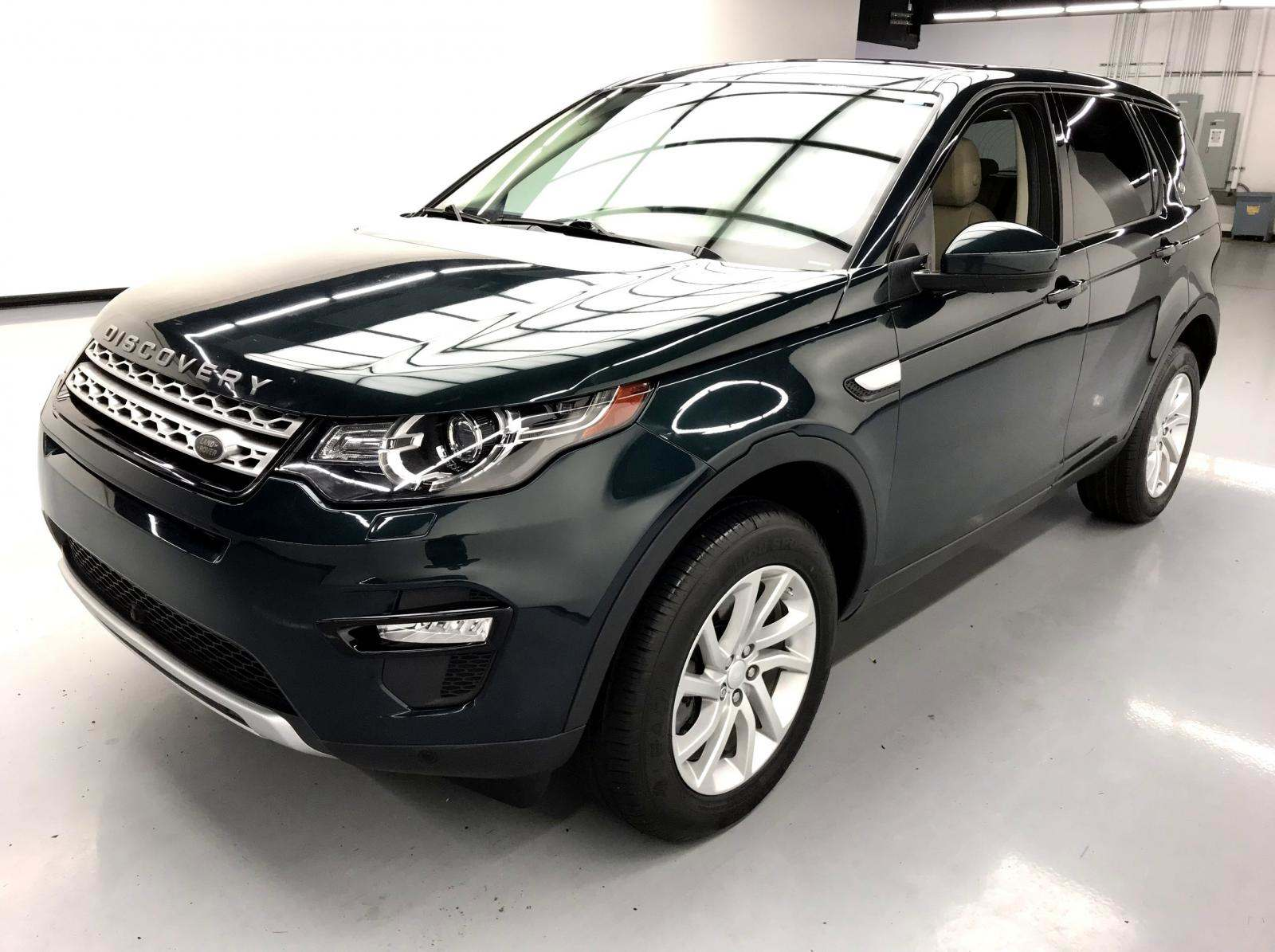 used Land Rover Discovery Sport 2016 vin: SALCR2BG4GH627488