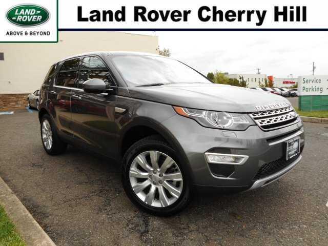 Land Rover Discovery Sport 2017 $40713.00 incacar.com
