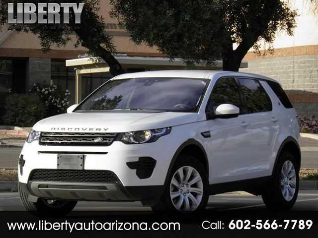 Land Rover Discovery Sport 2018 $27950.00 incacar.com