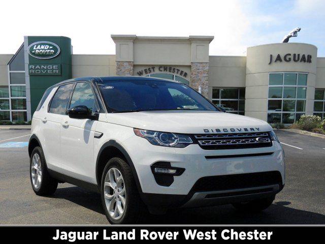 Land Rover Discovery Sport 2018 $42059.00 incacar.com