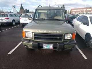 Land Rover Discovery 2000 $3999.00 incacar.com