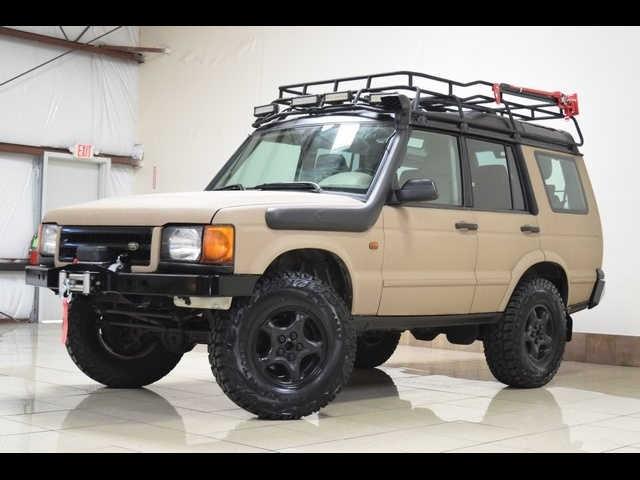 Land Rover Discovery 2001 $10990.00 incacar.com