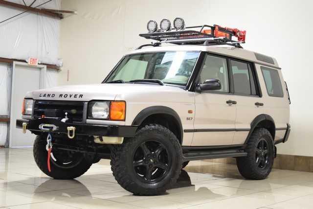 Land Rover Discovery 2001 $11999.00 incacar.com