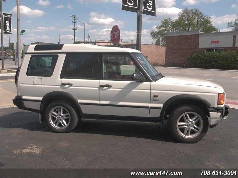 Land Rover Discovery 2002 $1895.00 incacar.com