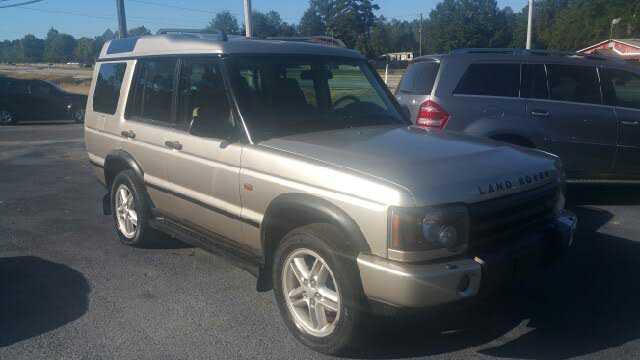 Land Rover Discovery 2003 $3988.00 incacar.com