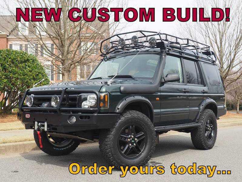 Land Rover Discovery 2003 $26343.00 incacar.com
