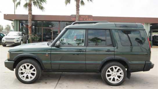 Land Rover Discovery 2004 $12900.00 incacar.com