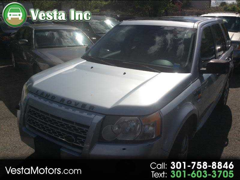 Land Rover Discovery 2008 $3699.00 incacar.com