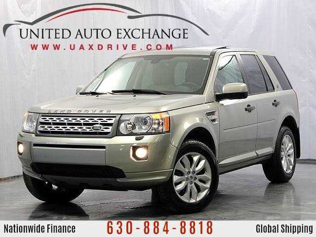 used Land Rover Discovery 2011 vin: SALFT2BN1BH226499