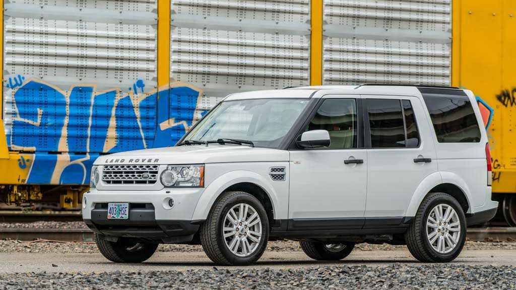 Land Rover Discovery 2011 $17900.00 incacar.com