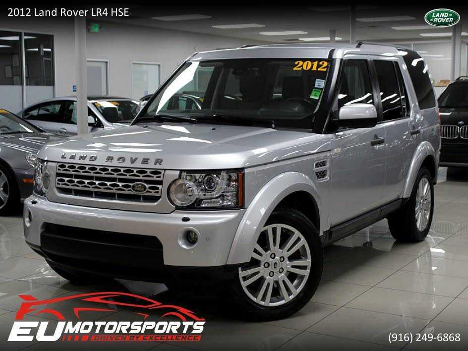 Land Rover Discovery 2012 $20988.00 incacar.com
