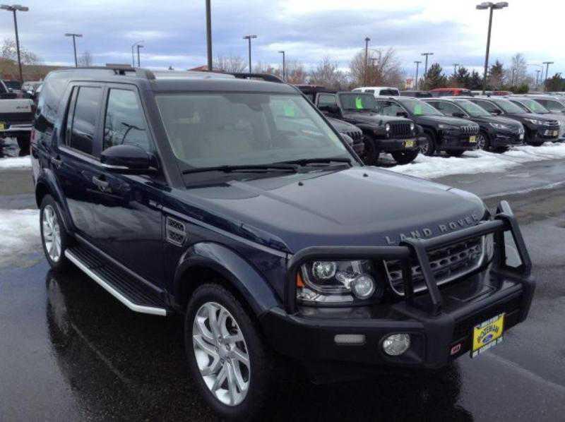 Land Rover Discovery 2016 $42400.00 incacar.com