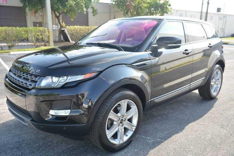 Land Rover Evoque 2012 $18999.00 incacar.com