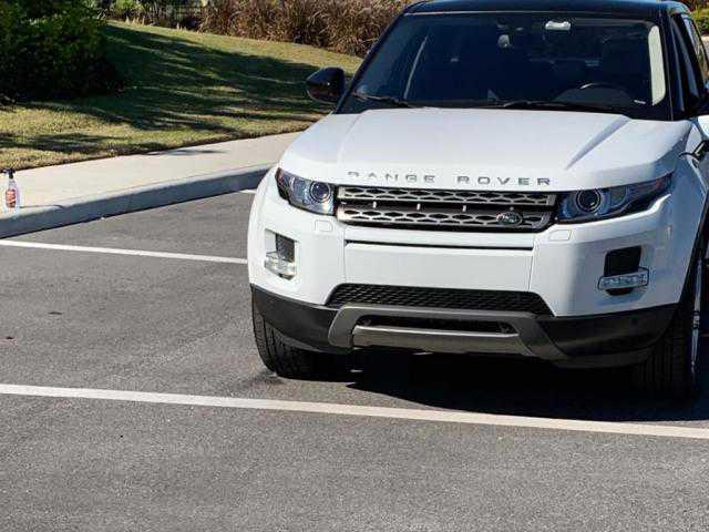 Land Rover Evoque 2014 $24900.00 incacar.com