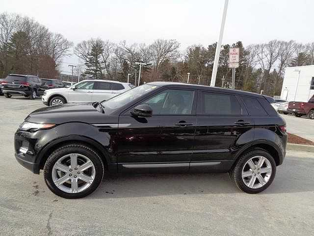 Land Rover Evoque 2015 $26895.00 incacar.com