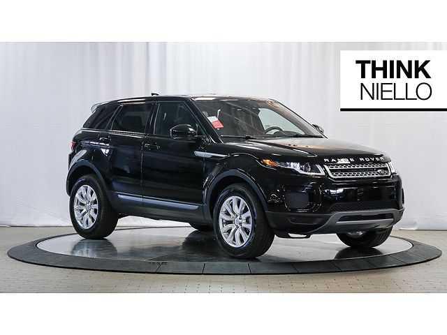 Land Rover Evoque 2018 $39410.00 incacar.com