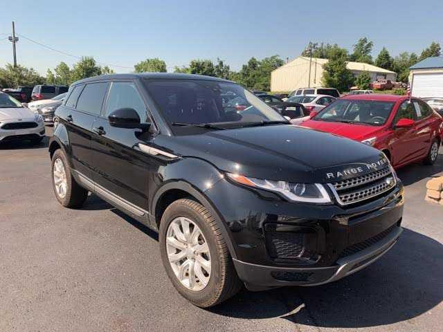 Land Rover Evoque 2019 $36950.00 incacar.com