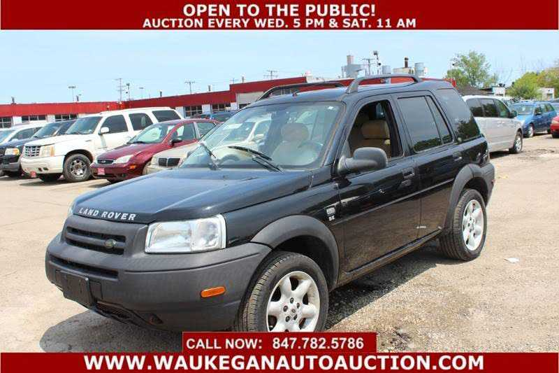 Land Rover Freelander 2002 $1200.00 incacar.com