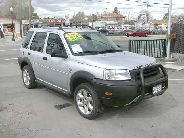 Land Rover Freelander 2002 $4900.00 incacar.com